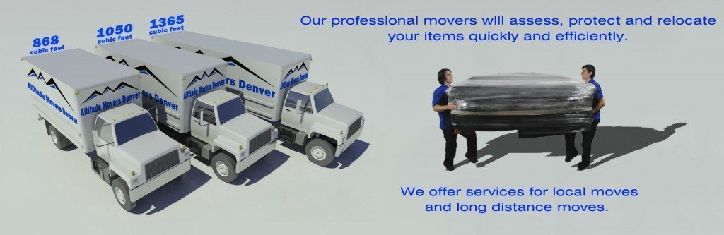 Denver moving companies quotes