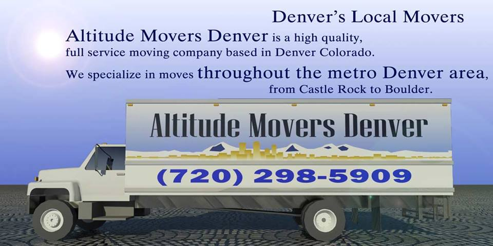 moving to denver Moving Services