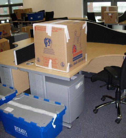 Packing Services Denver